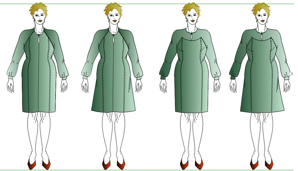 Telestia Creator Plus ladies style choice 2